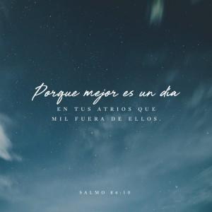 Salmos 84:10