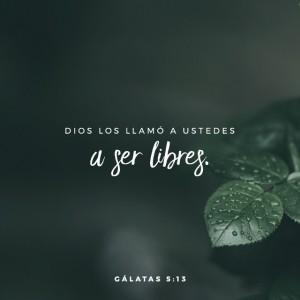 Galatas 5:13