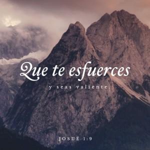 Josue 1:9